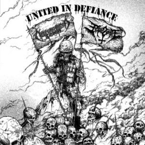 Necronomicon Beast / Fetid Zombie - United in Defiance