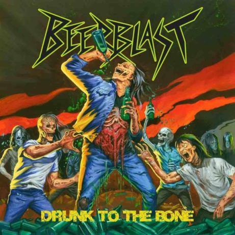 Beer Blast - Drunk to the Bone