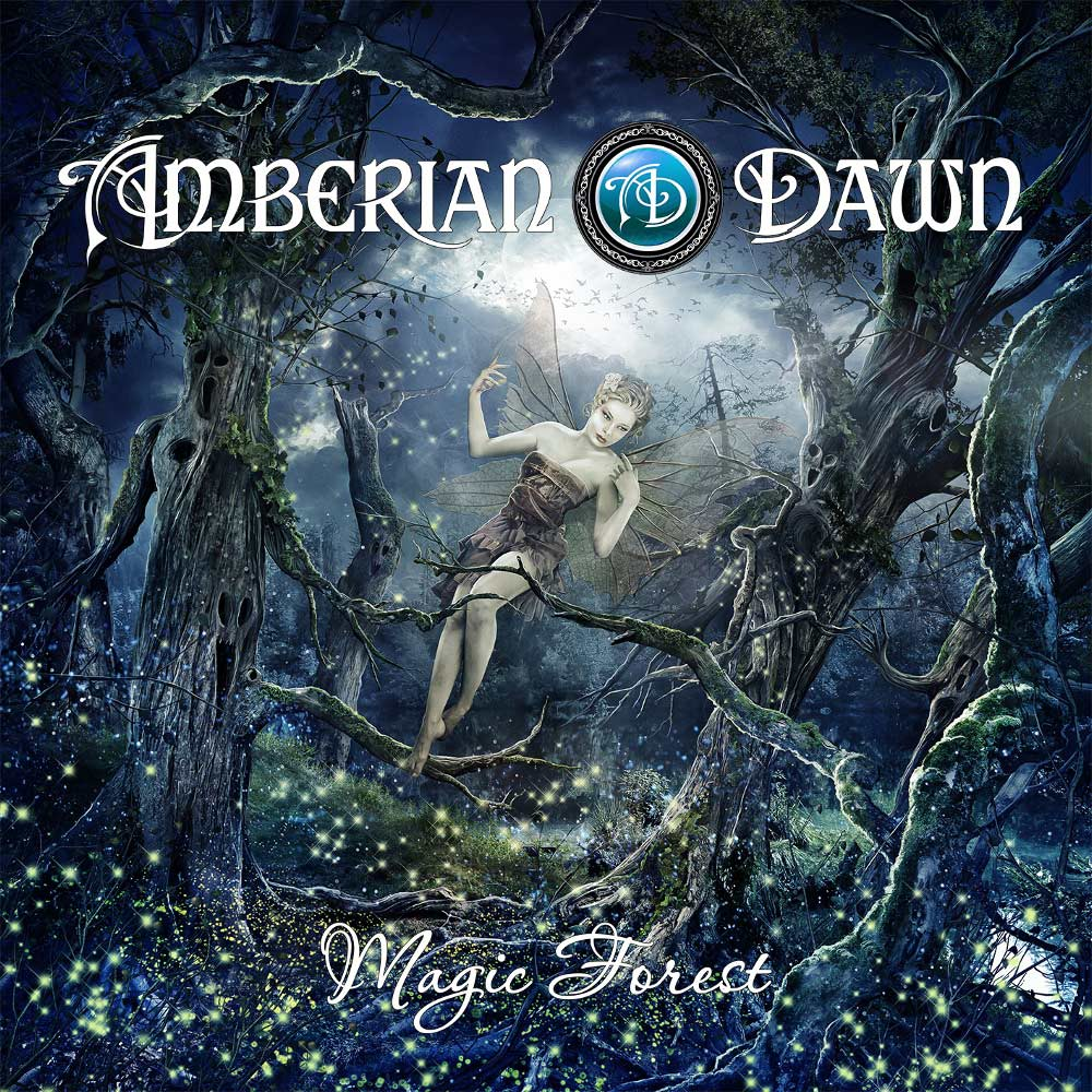 Amberian Dawn - Magic Forest