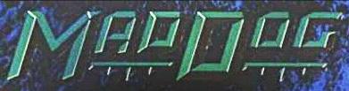 Mad Dog - Logo