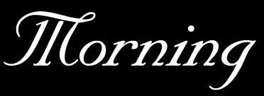 Morning - Logo