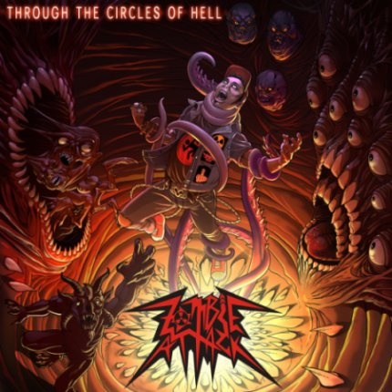 Zombie Attack - Through the Circles of Hell