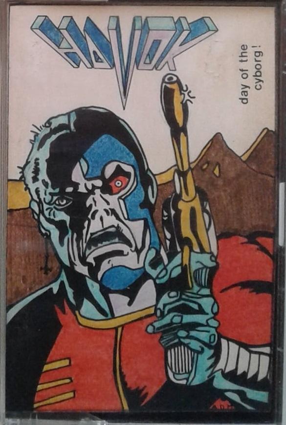 Havok - Day of the Cyborg
