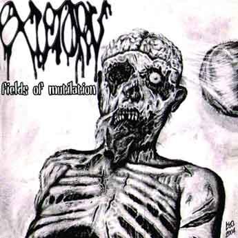 Exutory - Fields of Mutilation