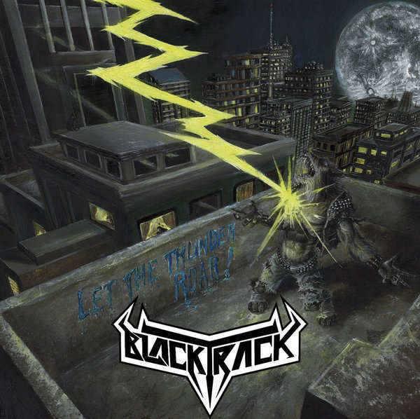 Black Track - Let the Thunder Roar!
