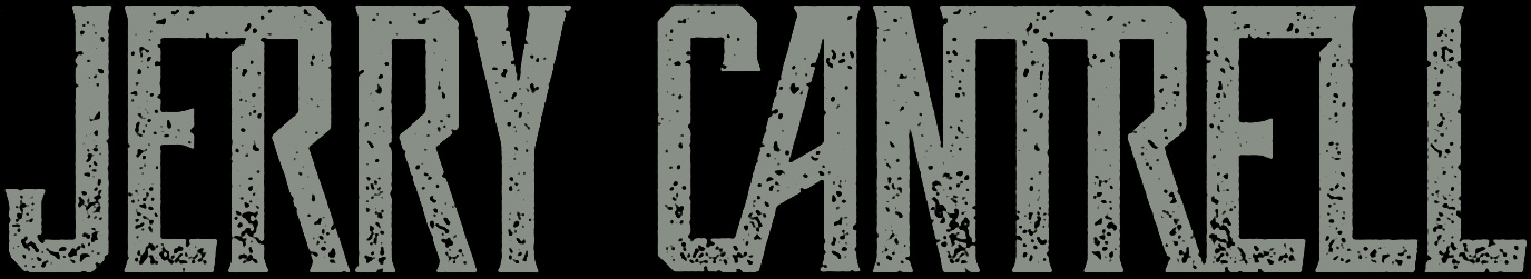 Jerry Cantrell - Logo
