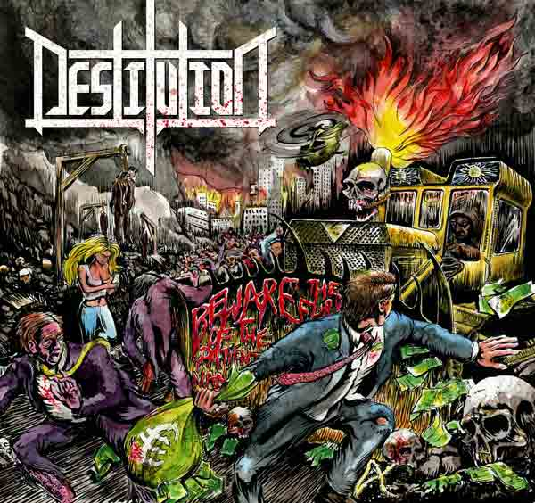 Destitution - Beware the Fury of the Patient Man