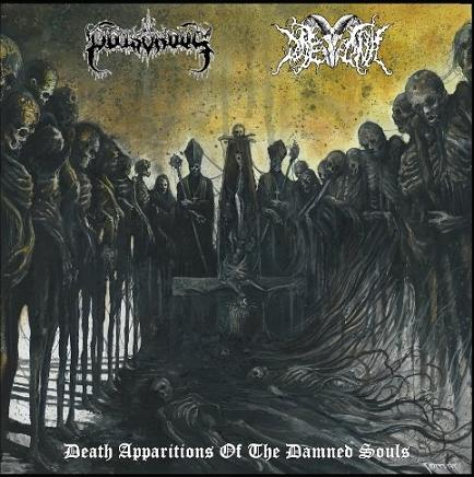 Poisonous / Daemonic - Death Apparitions of the Damned Souls