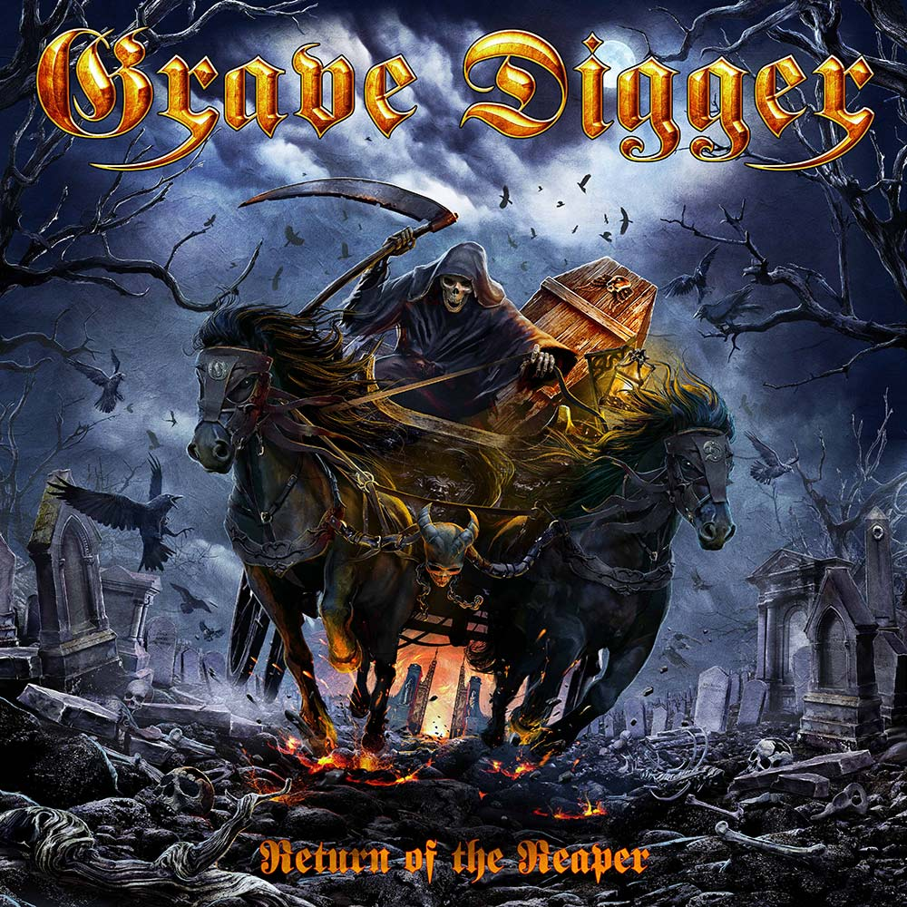 Grave Digger - Return of the Reaper (2014)