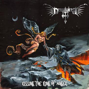 Dark Ring - Kissing the Ring of Angel