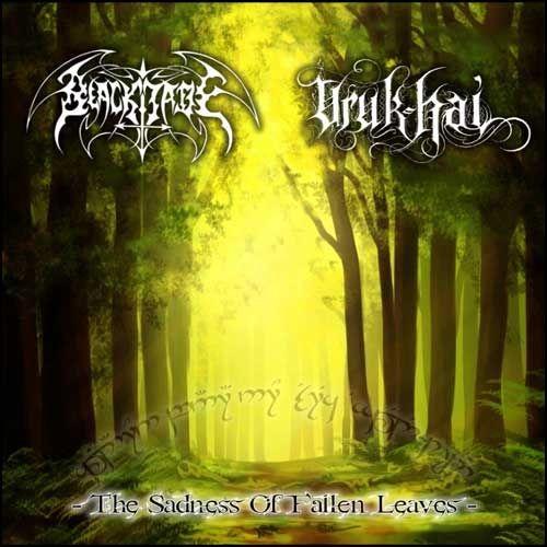 Black Jade - The Sadness of Fallen Leaves