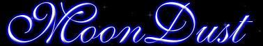 Moondust - Logo