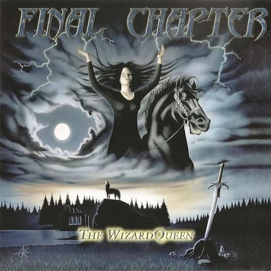 Final Chapter - The WizardQueen