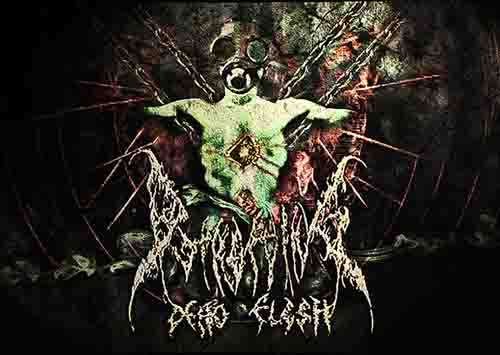 Putrefying Dead Flesh - Demo 2012
