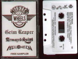 Helloween / Armored Saint / Grim Reaper - Hell on Wheels Tour Sampler