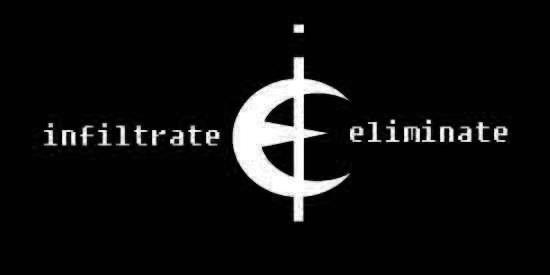 Infiltrate/Eliminate - Logo