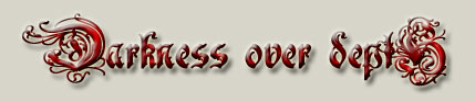Darkness over Depth - Logo