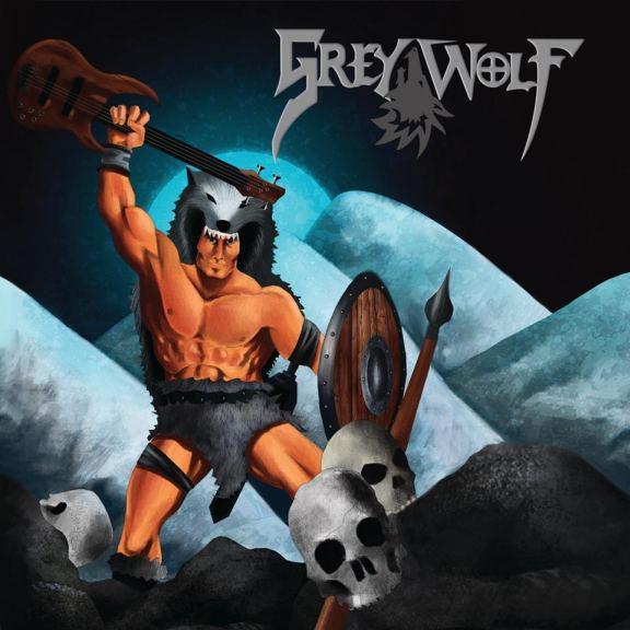 Grey Wolf - Grey Wolf