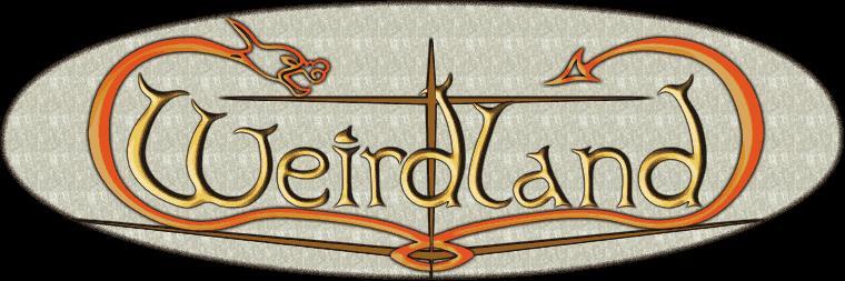 Weirdland - Logo