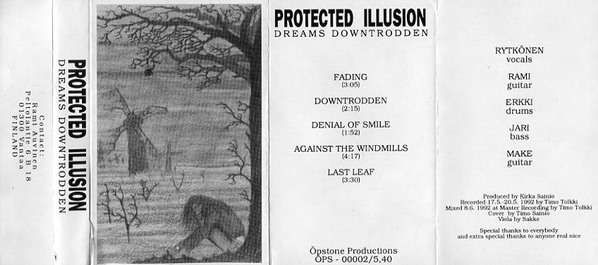 Protected Illusion - Dreams Downtrodden