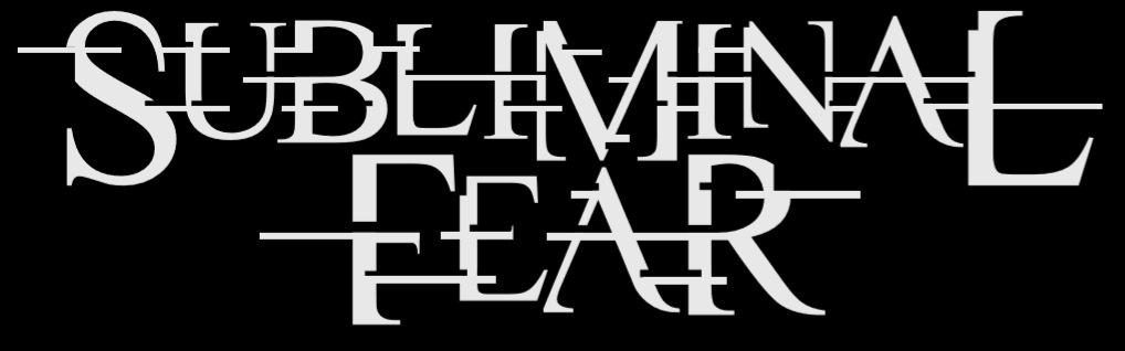 Subliminal Fear - Logo