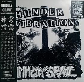 Unholy Grave - Thunder Vibration