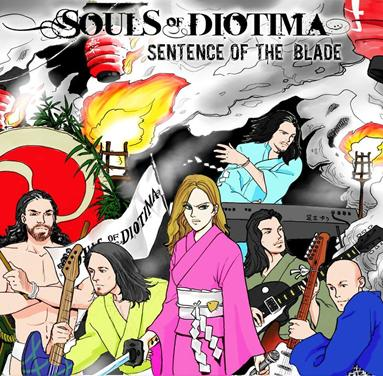 Souls of Diotima - Sentence of the Blade
