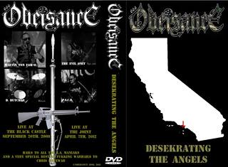 Obeisance - Desekrating the Angels