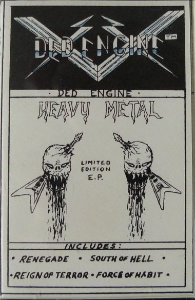 Ded Engine - Limited Edition E.P.