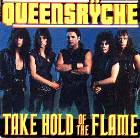Queensrÿche - Take Hold of the Flame