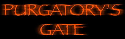 Purgatory's Gate - Logo