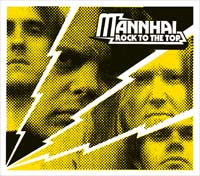 Mannhai - Rock to the Top