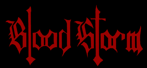 Blood Storm - Logo
