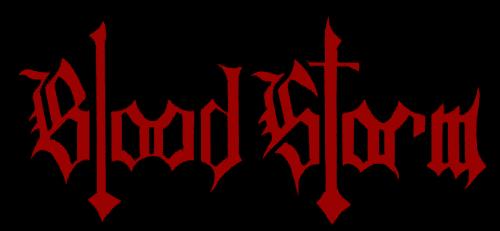 Blood Storm - Logo