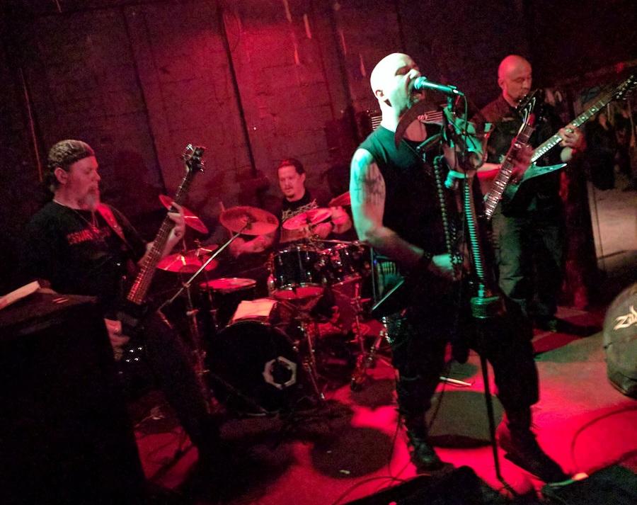 Bloodthrone - Photo