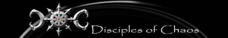 Disciples of Chaos - Logo