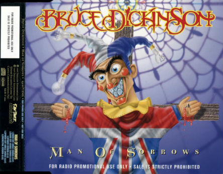 Bruce Dickinson - Man of Sorrows