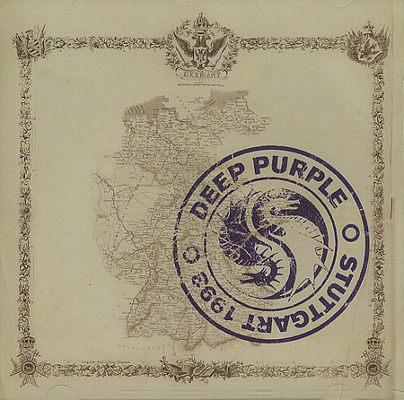 Deep Purple - Live in Stuttgart