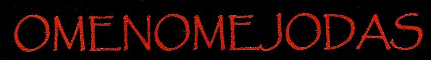 Omenomejodas - Logo