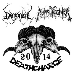 Nunslaughter / Demonical - European Deathcharge