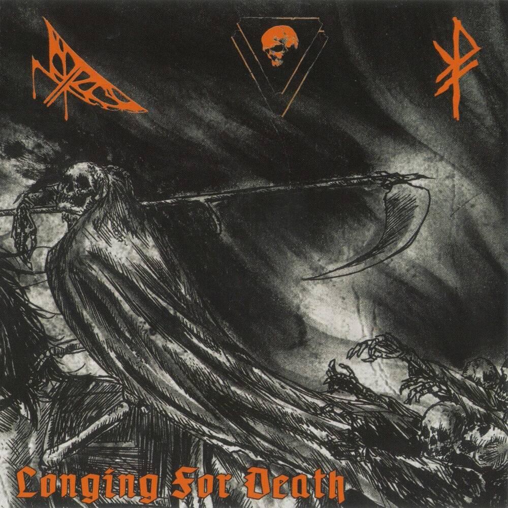 Nocturnal Depression / Vspolokh / Myrd - Longing for Death
