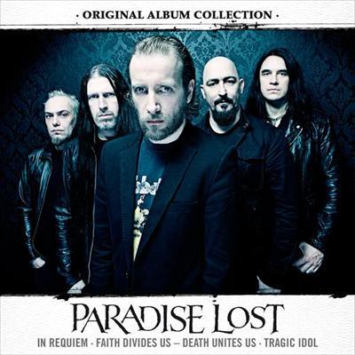 Paradise Lost - Original Album Collection