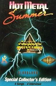 Barren Cross / Bloodgood / Stryper - Hot Metal Summer