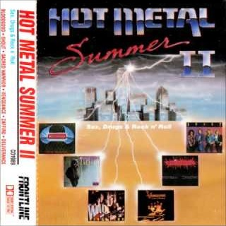 Vengeance Rising / Sacred Warrior / Deliverance / Bloodgood - Hot Metal Summer II