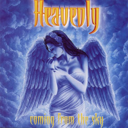 Coming from the Sky cover (Click to see larger picture)