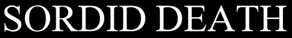 Sordid Death - Logo