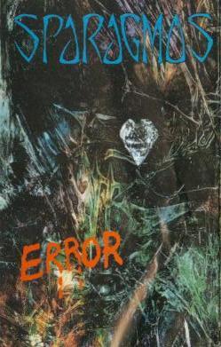Sparagmos - Error