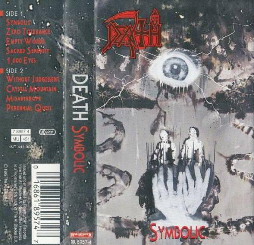 Death - Symbolic - Encyclopaedia Metallum: The Metal Archives