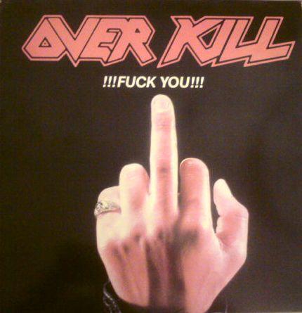 Fake overkill fuck you lyrics