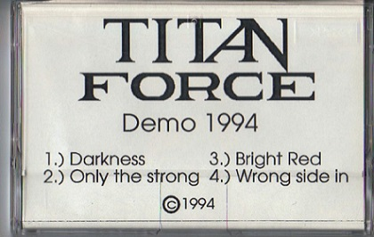 Titan Force - Demo 1994